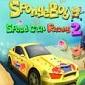 بازی آنلاین باب اسفنجی , ماشین سرعتی ۲