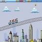 بازی آنلاین ترن هوایی سرعتی