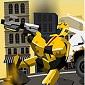 بازی آنلاین Transformer نجات BubleBee
